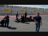 Andretti First Lap Around The F1 Track In Austin