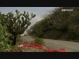 Big Crash Roll @ 2012 WRC Rally Mexico