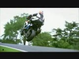 British Superbikes At Cadwell Park Slow Motion