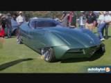 Bertone Nuccio Concept Car And Alfa Romeo BAT 11dk