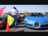 Bugatti Veyron Grand Sport At The Mojave Mile