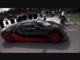 Bugatti Veyron 16.4 Super Sports World Record July 2010