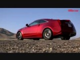 Corvette Z06 Centennial Edition Vs. Cadillac CTS-V Coupe, Burnout Supe