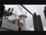 Crane Collapsing In Sydney!