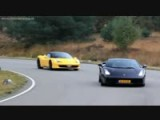 Exotic Cars Racing On Special Stage!