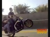Foreplay On Motorcycle! Hot! Hot! Hot! Lol!