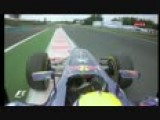 F1 Hungary Practice Crashes And Mishaps 2011