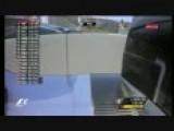 F1 Valencia Qualifying In-Car 2011 Pt2