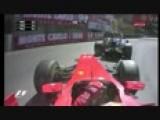 F1 Monaco In Car 2011 Pt 4