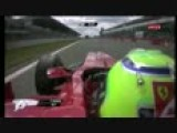 F1 German GP Qualifying In Car 2011 Pt 2