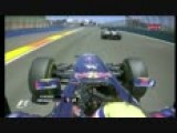 F1 European Grand Prix In Car 2011 Pt 2