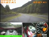Ferrari 458 Challenge Crash On The Nurburgring