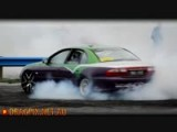 Holden VX SS V8 Burnout And Destruction Car
