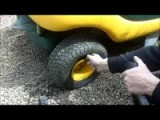 How To Fix A Tire With Deodorant