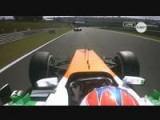 Hungary2012 Maldonado Crashes Into DiResta