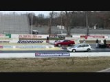 Honda Fail At The Drag Strip!
