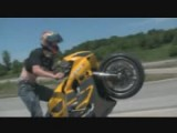 Honda CBR 600 Mad Rider Stunts And Tricks