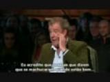 Jeremy Clarkson Usa Uma Tesoura E Mostra A Nova Range Rover Evoque Con