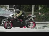 Justin Bieber Rides His Need For Speed 20 000$ Ducati