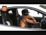 Justin Bieber Stops His Ferrari 458 To Confront Paparazzi