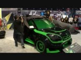 Kia Justice League Custom Cars SEMA 2012