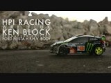 Ken Block HPI RACING WR8 FLUX Shreds FDR