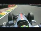 Lewis Hamilton Onboard Camera Brazil 2011