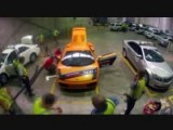 Lamborghini Gallardo Becomes Most Wanted Taxi!
