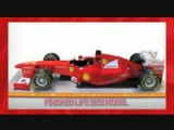 LEGO Ferrari Formula One Car
