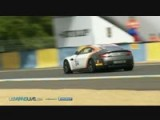 Mr. Bean Drives Aston Martin At 2012 Le Mans 24 Hours
