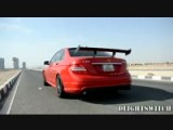 Mercedes C63 AMG Short Film