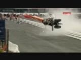 MT89 2012 NHRA Pomona Austin Crashes Over Wall.mkv