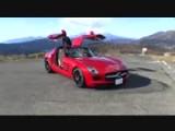 Mercedes Benz SLS AMG Exhaust Sound