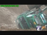 Mud Truck Crash!