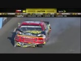 NASCAR Clint Bowyer And Jeff Gordon Crash And Crew Fight At Phoenix