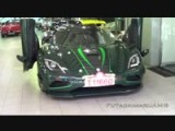 One-Off Koenigsegg Agera S Caught On Film!