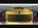 Purple Rolls Royce Ghost By Fenice Milano