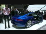 Porsche Panamera Sport Turismo At The 2012 Paris Motor Show