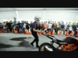 Rok Bagoros KTM Stunt Show @ Motoxpo Kuala Lumpur 2012