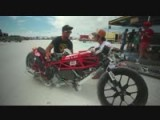 Racing Bonneville On A $300 Craigslist Motorcycle