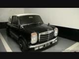 Rare 1 Of 1 Mini Mercedes-Benz