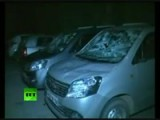 Suzuki India Workers Riot, Burn Cars!