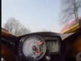 Scary 300 Km H Motorcycle Close Call