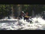 Underwater Can-Am 1000 Wheelie