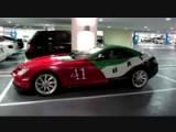 UAE McLaren Mercedes-Benz SLR
