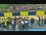 Valentino Rossi Rides With Angel Nieto After 90 Wins 2008