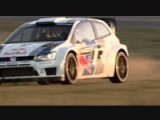 Volkswagen Polo R WRC In Action