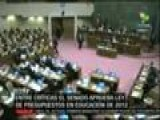 Aprueba Senado Chileno