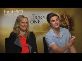Zac Efron & Taylor Schilling On Hot30 Countdown
