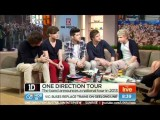 ONE DIRECTION Sunrise Australian Interview HQ Part 2